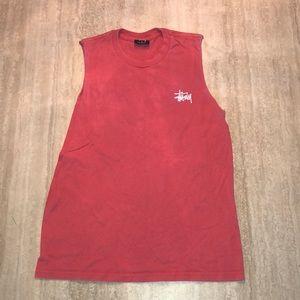 Women's Stussy Sleeveless Shirt